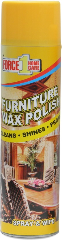 Ordinaire Force1Homecare Furniture Wax Polish Kitchen Cleaner