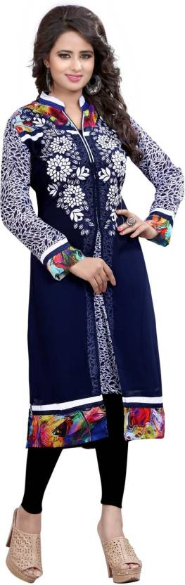 Alberts Festive & Party Embroidered Women's Kurti