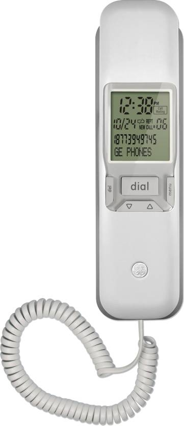 GE 30011 Corded Landline Phone