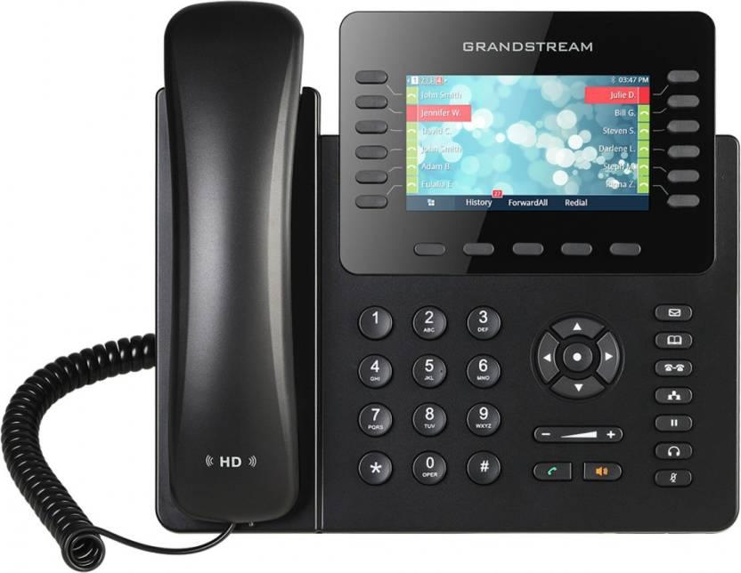 Grandstream GXP2170 Corded Landline Phone
