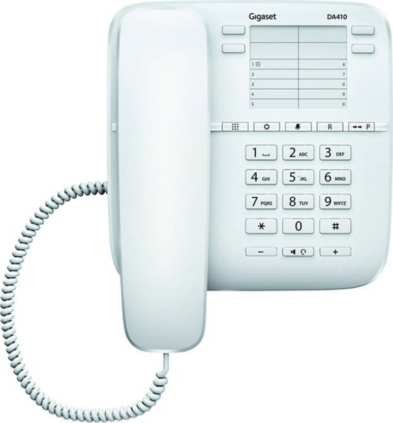 Gigaset DA410 Corded Landline Phone