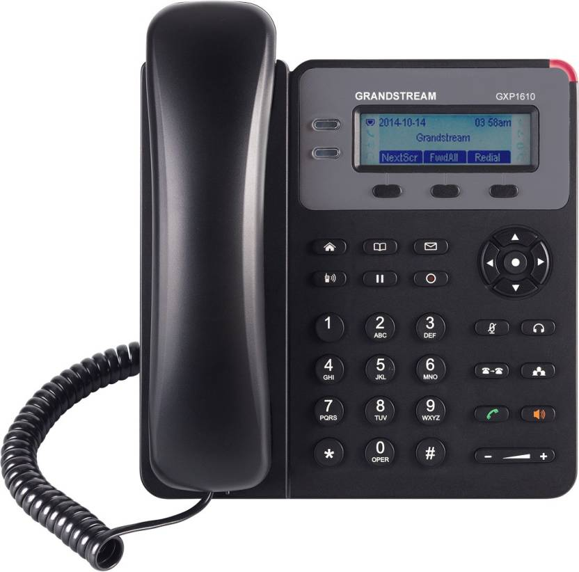 Grandstream GXP1615 Corded Landline Phone