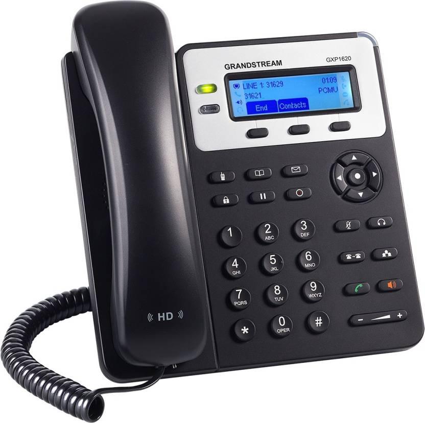 Grandstream GXP1625 Corded Landline Phone