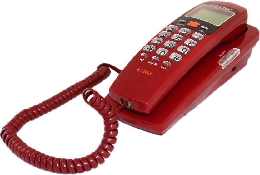 Inovera Jumbo Lcd With Caller Id Kx-T555 Telephone Corded Landline Phone