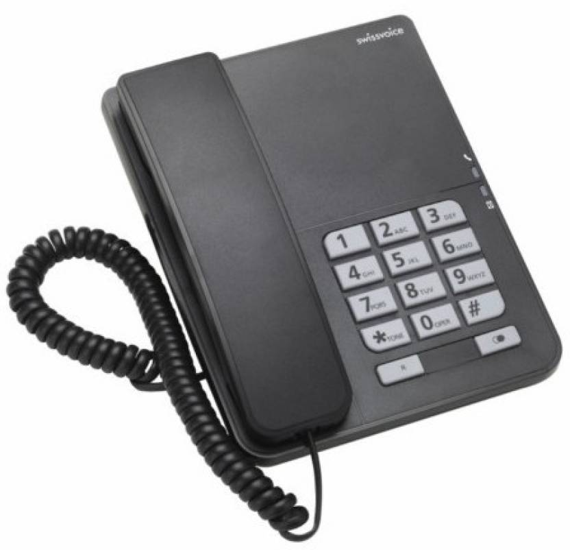 Swiss Voice CP-20 Corded Landline Phone