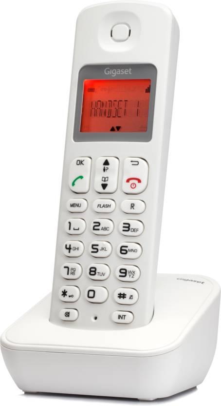 Gigaset A100 Cordless Landline Phone