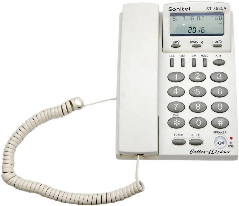 Sonitel ST-8585A Corded Landline Phone