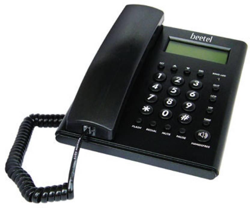 Beetel M52 Corded Landline Phone