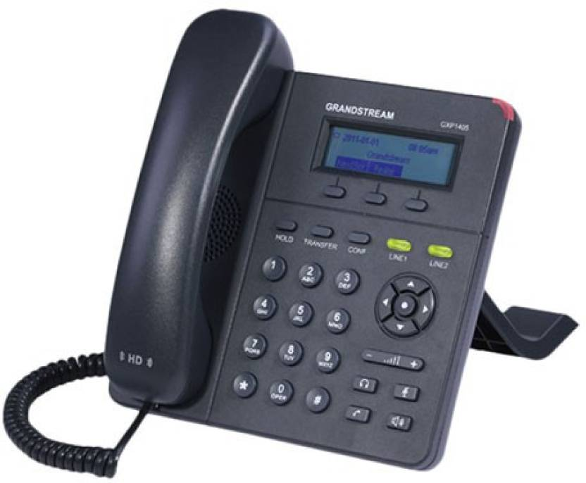 Grandstream GXP2130 Corded Landline Phone