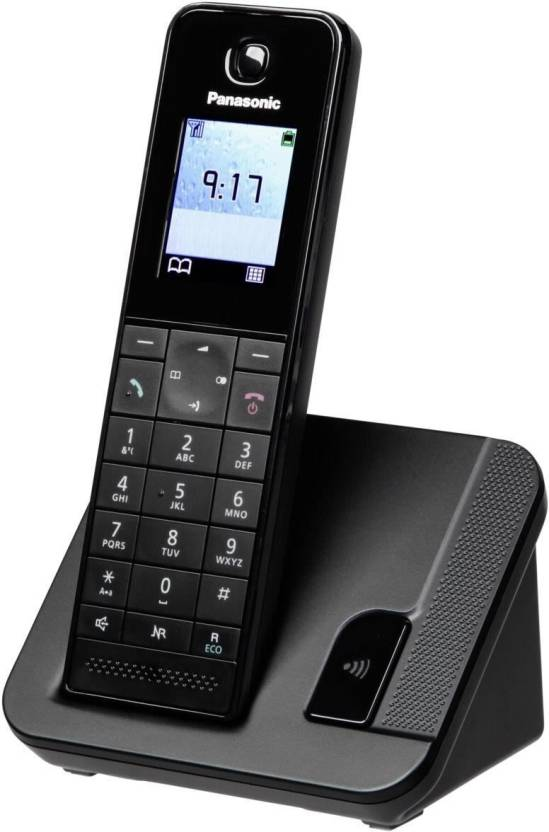 Panasonic PA-KX-TGH210 Cordless Landline Phone