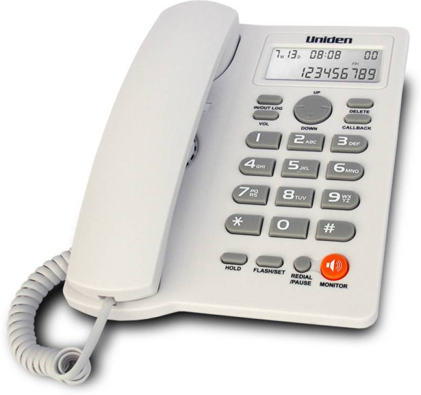 Uniden AS7413 Corded Landline Phone
