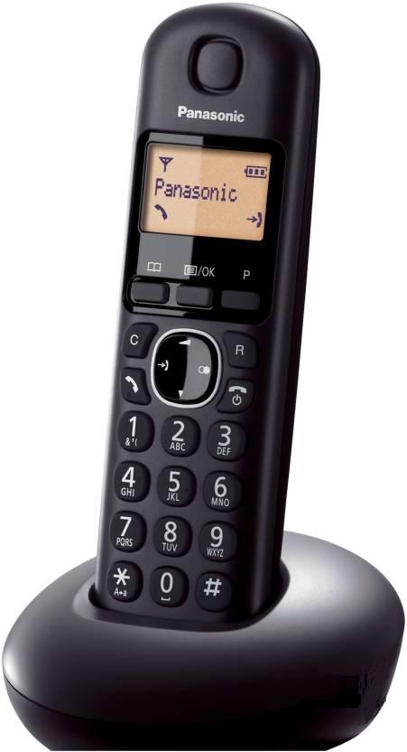 Panasonic PA-KX-TG210 Cordless Landline Phone
