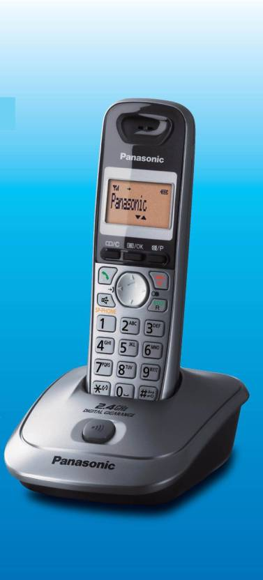 Panasonic KXTG-3511 Cordless Landline Phone Price in India