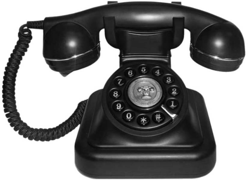 Swiss Voice Vintage 20 Corded Landline Phone