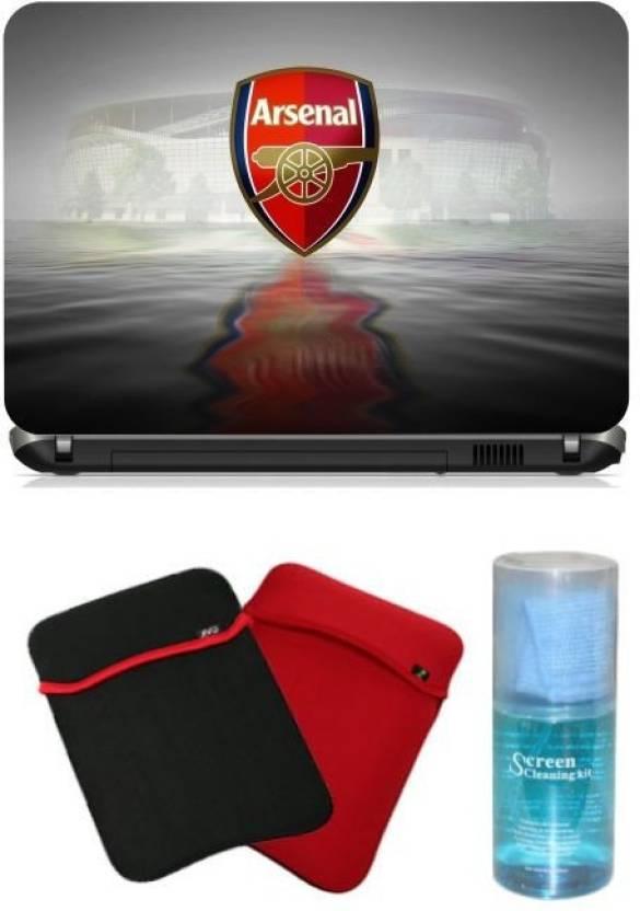 b74e58c6699fa Print Shapes Arsenal widescreen Combo Set Price in India - Buy Print ...