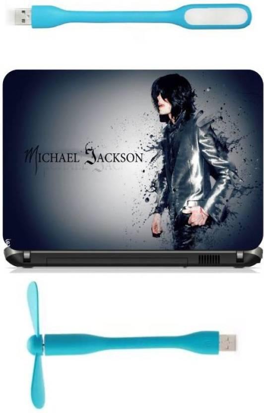 Print Shapes Michael Jackson Widescreen Combo Set
