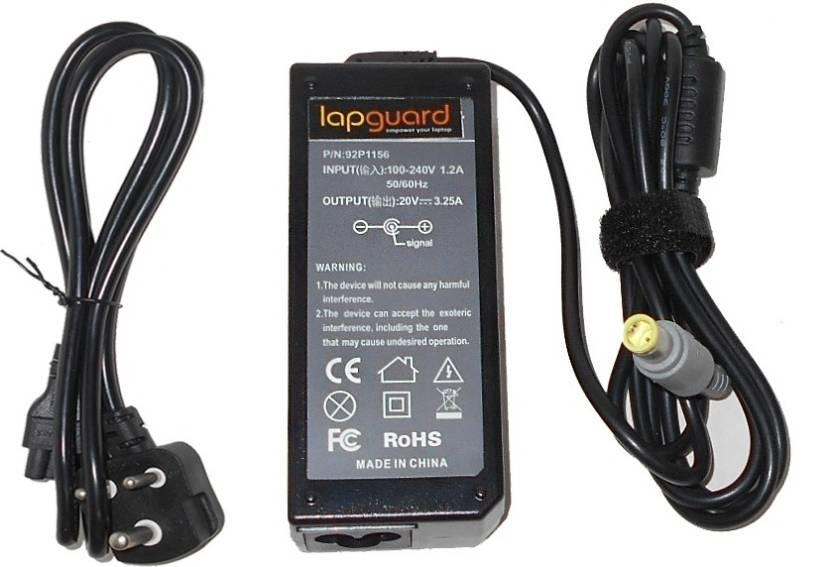 Lapguard IBM Lenovo Thinkpad X200 X200S 65 W Adapter - Lapguard