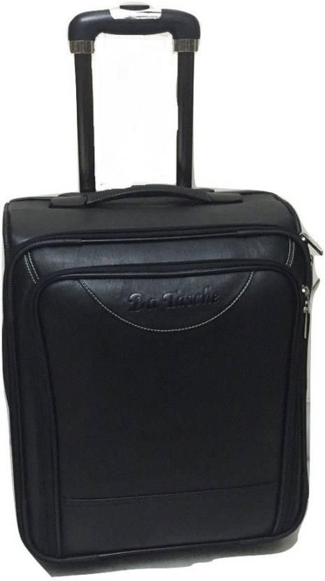Da Tasche 17 Inch Trolley Laptop Strolley Bag