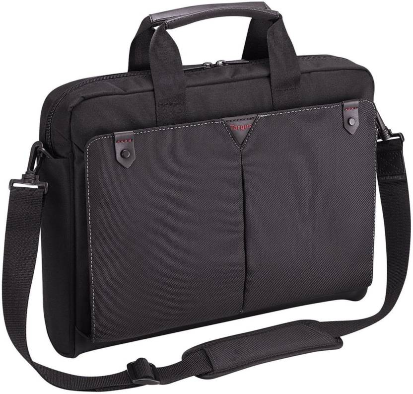 Targus 15.6 inch Laptop Messenger Bag Black - Price in India ... 8af554cab81c0
