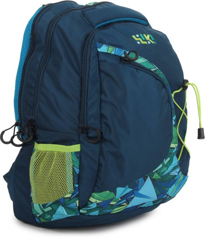 8ba2c8f33523 Wildcraft 14 inch Laptop Backpack Blue - Price in India