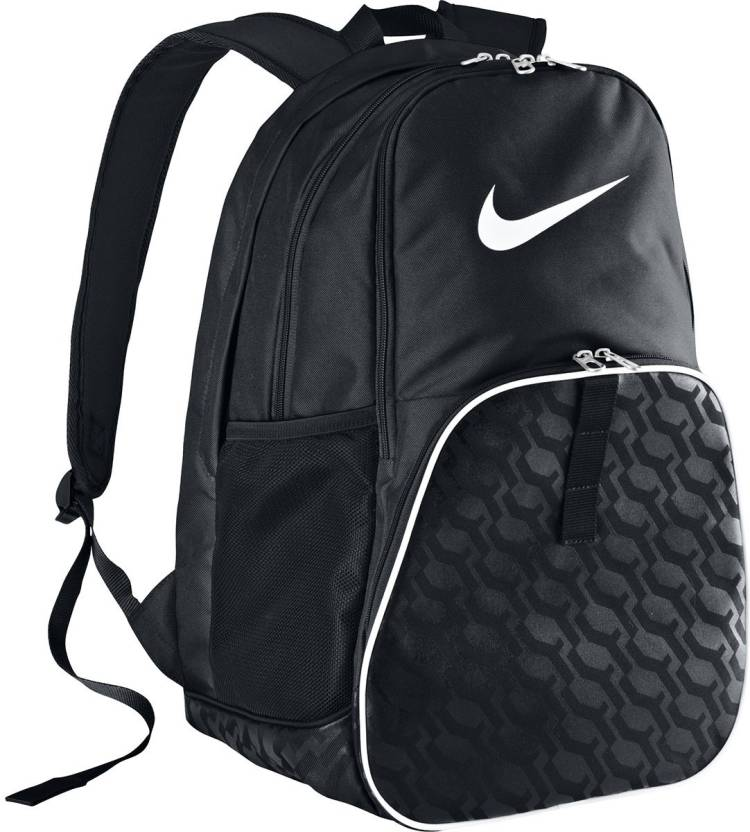 Nike 15 inch Laptop Backpack Black - Price in India  55bac72fbb53