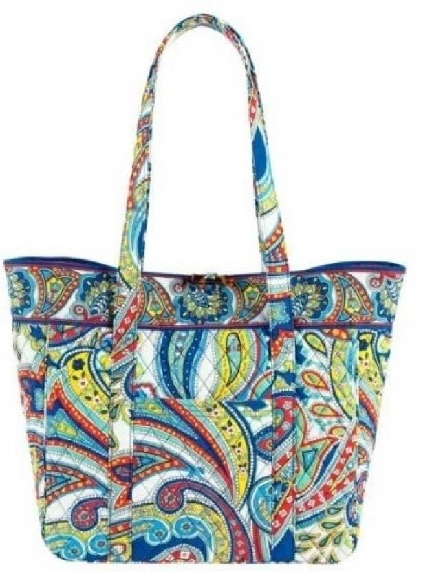 Vera Bradley 15 inch Laptop Messenger Bag Multicolour1572224 - Price ... 3519e24736f29