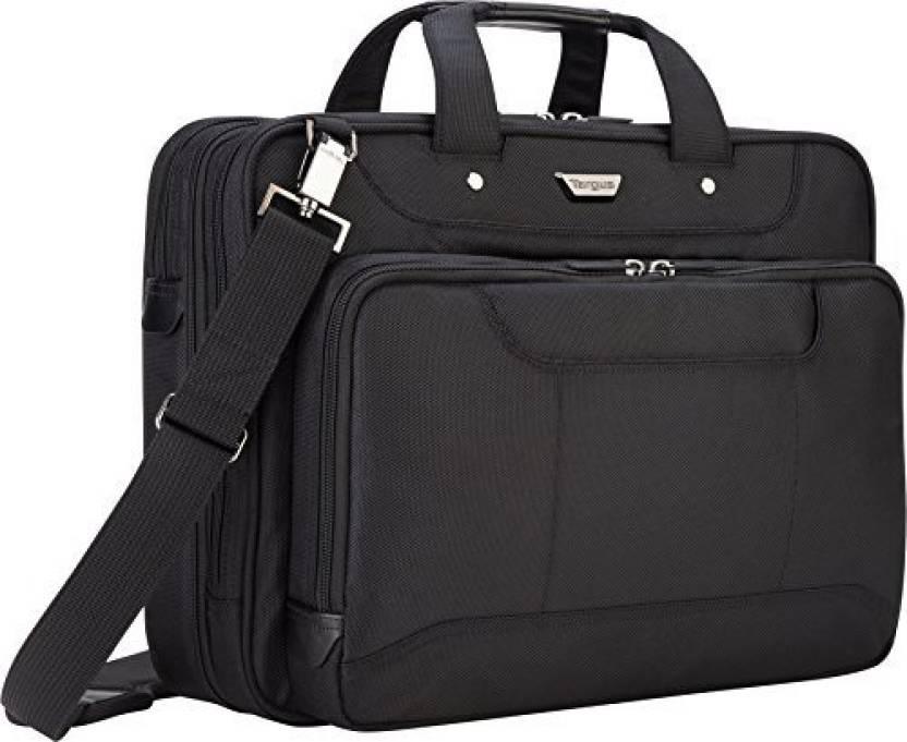 Targus 15 inch Laptop Messenger Bag Black - Price in India ... f62a6c706fae6