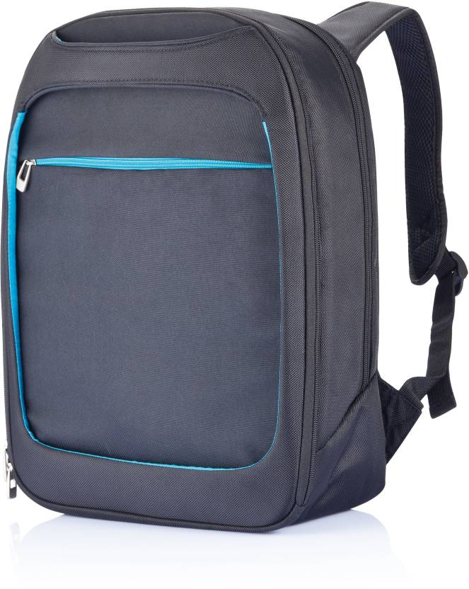 XD Design 17 inch Laptop Backpack (Black, Blue)