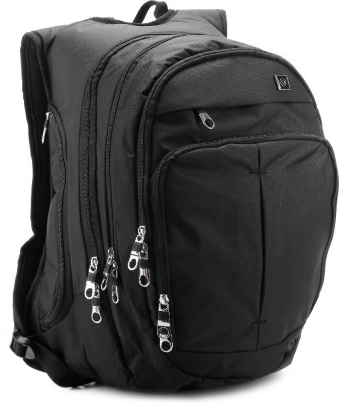 73d20d422 Eminent Laptop Backpack Black - Price in India | Flipkart.com