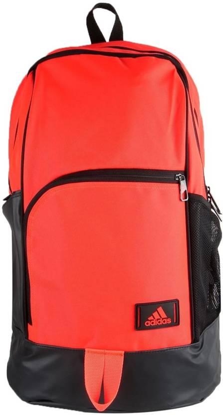 5cc0e0f4c5 ADIDAS 17 inch Laptop Backpack Orange O1 - Price in India