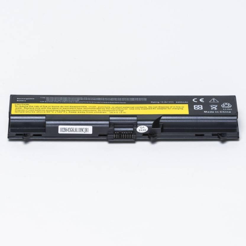F7 Lenovo ThinkPad W510 6 Cell Laptop Battery - F7