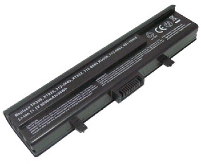 Dell M1530 6 Cell Laptop Battery