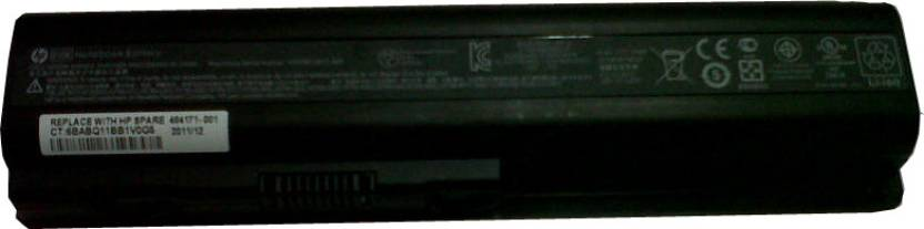 HP CQ/ DV 6 Cell Laptop Battery