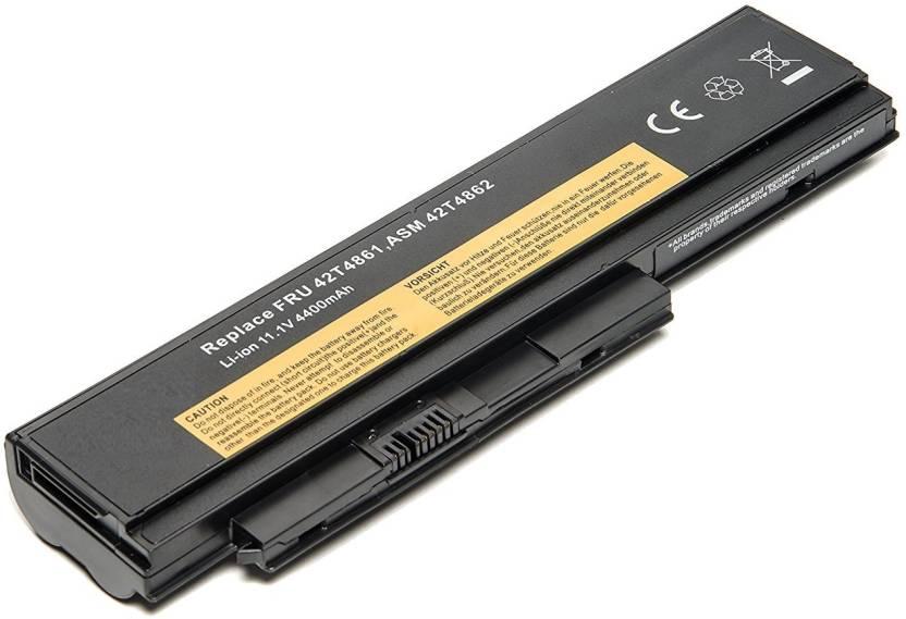 TecPro For Lenovo Thinkpad X230 and Thinkpad X220 6 Cell