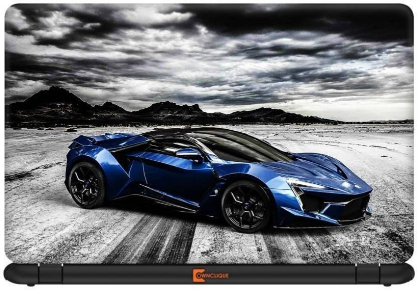 Urban Monk Hyper Car Vinyl Laptop Decal 15 6 Price In India Buy