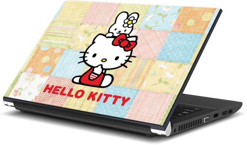 ee8f96871 ezyPRNT Hello Kitty (15 to 15.6 inch) Vinyl Laptop Decal 15 Price in India  - Buy ezyPRNT Hello Kitty (15 to 15.6 inch) Vinyl Laptop Decal 15 online at  ...