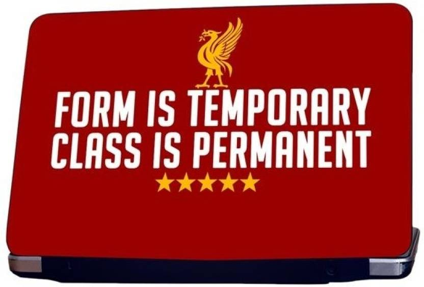 Bluegape Liverpool FC Form is Temporary Class is Permanent 3 MM