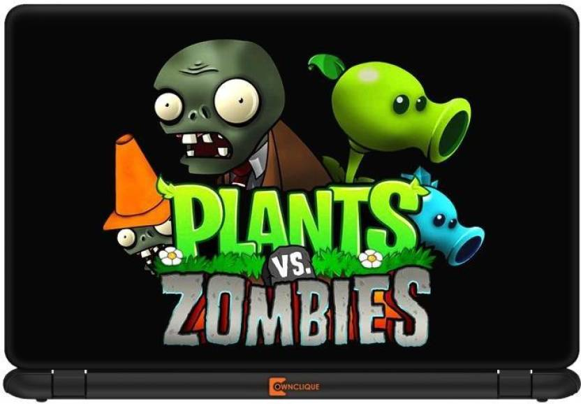 Ownclique Plants Vs Zombies Sun Vinyl Laptop Decal 15 6