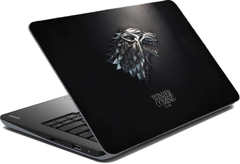 Posterhunt SVshi2048 Game of Thrones Laptop Skin Vinyl Laptop Decal 14 1