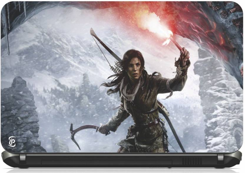 Print Shapes Rise Of The Tomb raider Vinyl Laptop Decal 14 1 Price