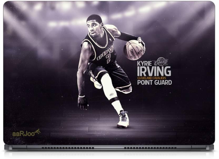 aaRJoo Cleveland-Cavaliers-Kyrie-Irving-Wallpaper-Full-Hd-A51 13274 Vinyl Laptop Decal 15.6 Price in India - Buy aaRJoo ...
