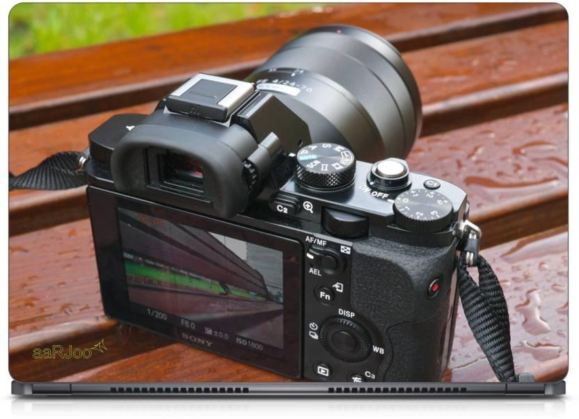 aaRJoo Sony A7s Mirrorless Digit 14693- Vinyl Laptop Decal