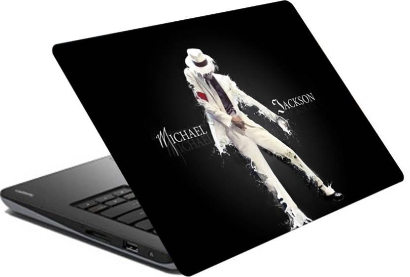 hifex dance michael jackson vinyl Laptop Decal 15.6