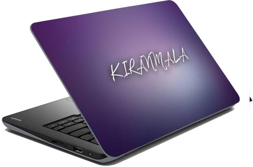 meSleep Purple Haze for Kiranmala Vinyl Laptop Decal 15 6