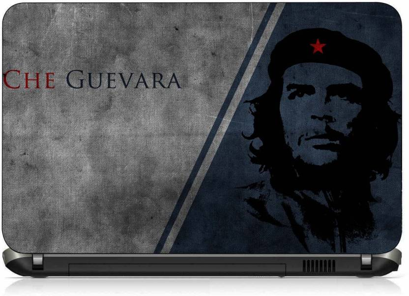 VI Collections CHE GUEVARA GREAY & BLUE IMPORTED Laptop Decal 15.6