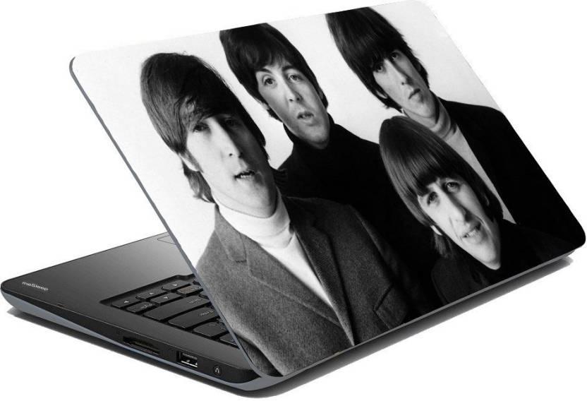 Posterhunt SVshi515 The Beatles Rock Band Laptop Skin Vinyl