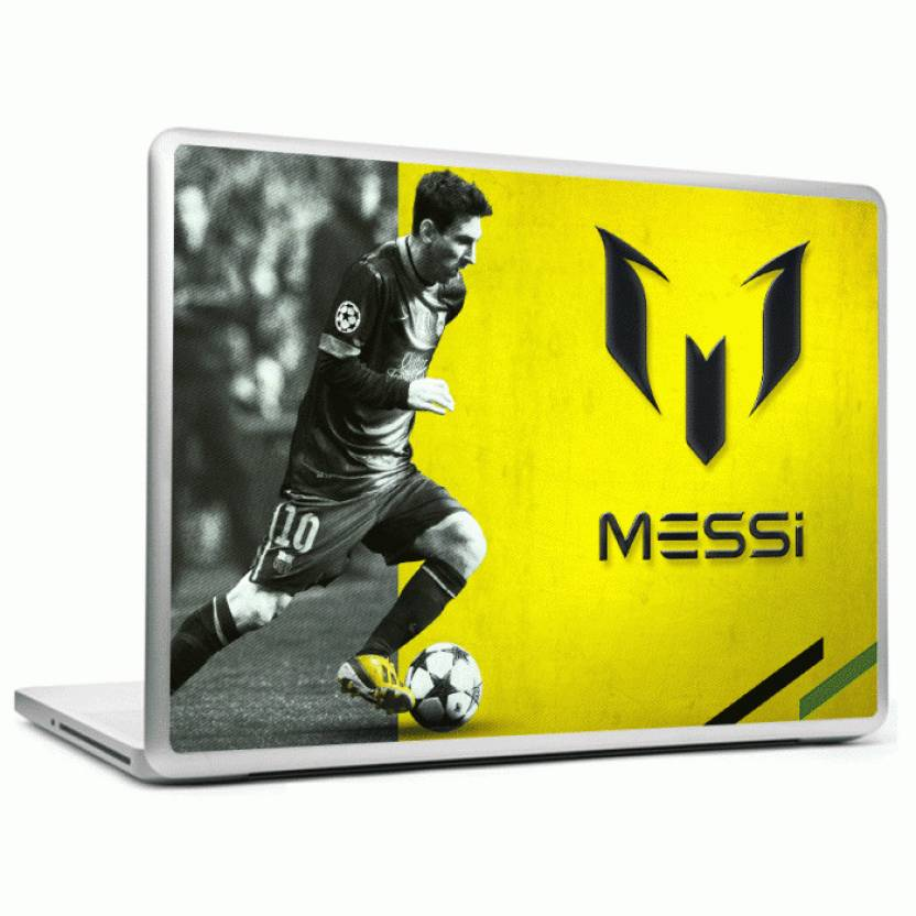 Headturnerz Lionel Messi Fc Barcelona Vinyl Laptop Decal 15.6 Price in  India - Buy Headturnerz Lionel Messi Fc Barcelona Vinyl Laptop Decal 15.6  online at ... 8d8d7d8f6