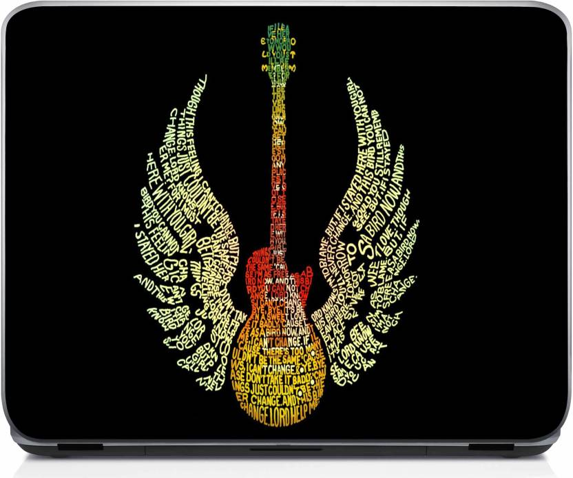 Shopnow Guitar Hd Free Download Wallpapers Vinyl Laptop Decal 15 6