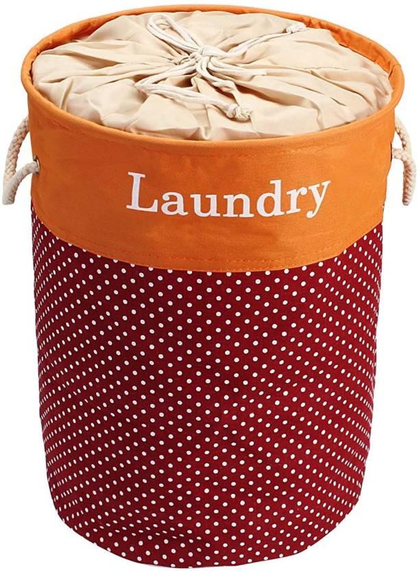 Hokipo More Than 20 L Red Laundry Bag