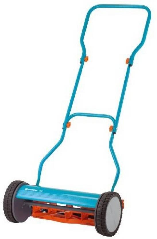 scotts reel mower youtube